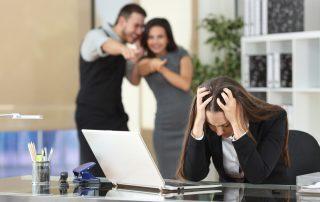 Mobbing am Arbeitsplatz besiegen